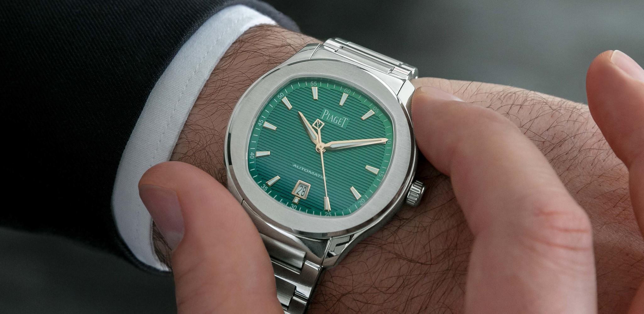 De Piaget Polo S Green | Hét limited edition, sportieve en stijlvolle herenhorloge
