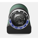 Scatola del Tempo Watchwinder Rotor one Green 03008.VSIL