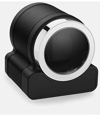 Scatola del Tempo Watchwinder Rotor one Black 03008.BSIL