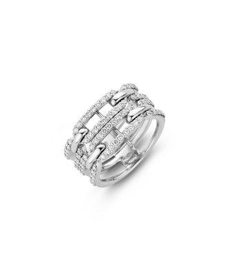 Schaap en Citroen Fantasie Ring Diamonds 234-4699