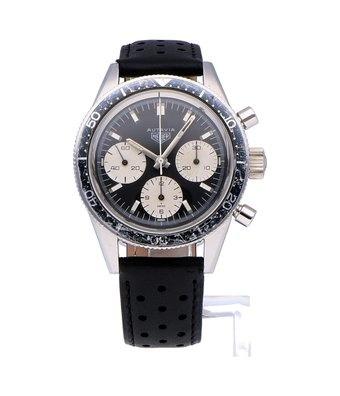 Pre-owned TAG Heuer Horloge Autavia Chronograph 'Jochen Rindt' 2446