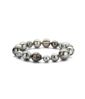 Schaap en Citroen Pearls armband