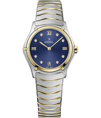 Ebel Horloge Sport Classic 29mm Lady 1216446A
