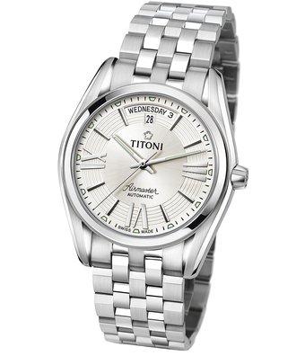 Titoni Horloge Airmaster 40mm 93909S342
