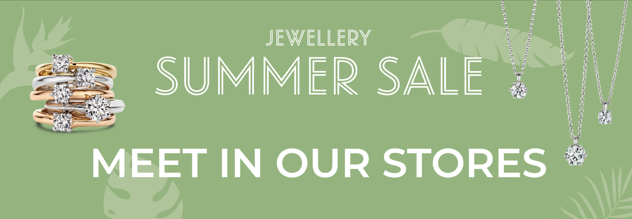 Schaap en Citroen Jewellery Summer Sale