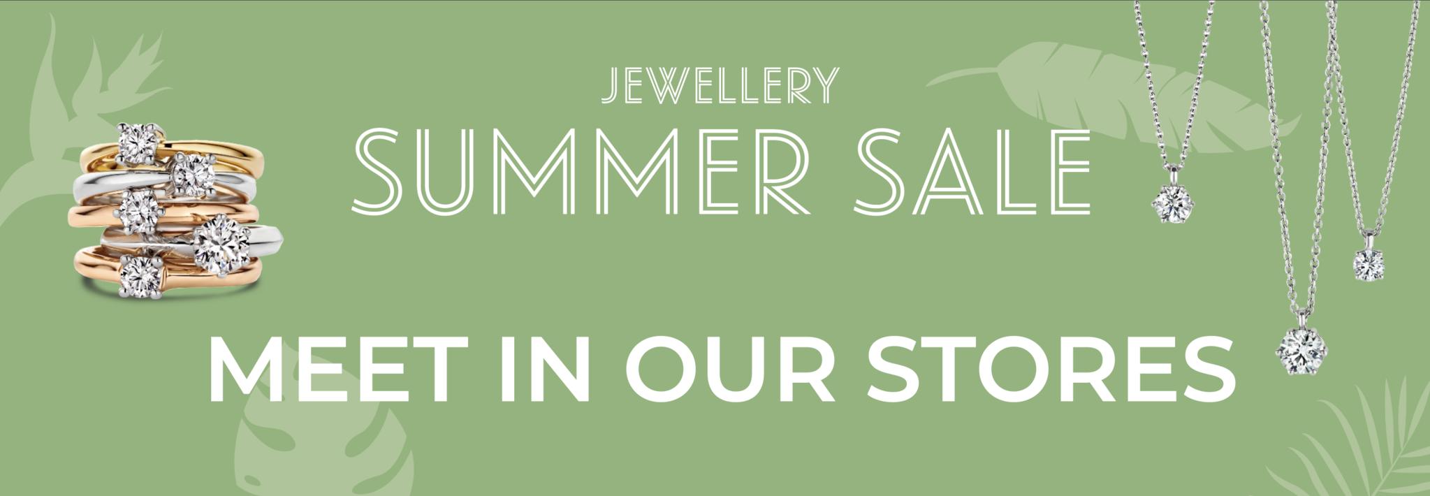Schaap en Citroen sieraden Summer Sale vanaf 1 juli