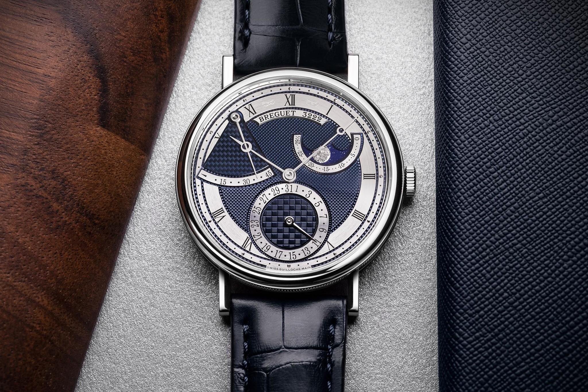 De Breguet Classique 7137 horloges staan voor modern design met klassieke elementen