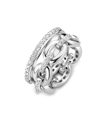 Schaap en Citroen Ring Diamonds 117-A694MOD