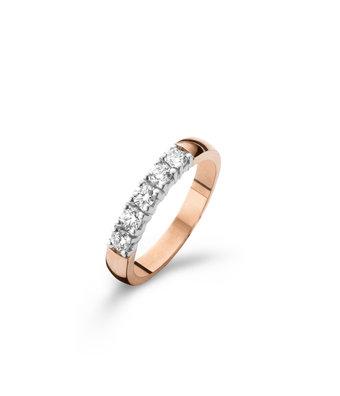 Schaap en Citroen Alliance Ring Diamonds 95010