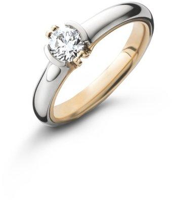 Schaap en Citroen Solitair Ring Diamonds 140530