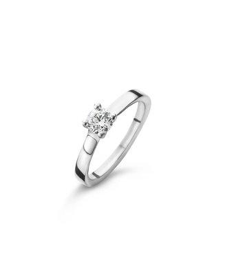 Schaap en Citroen Solitair Ring Diamonds 2561 GIA