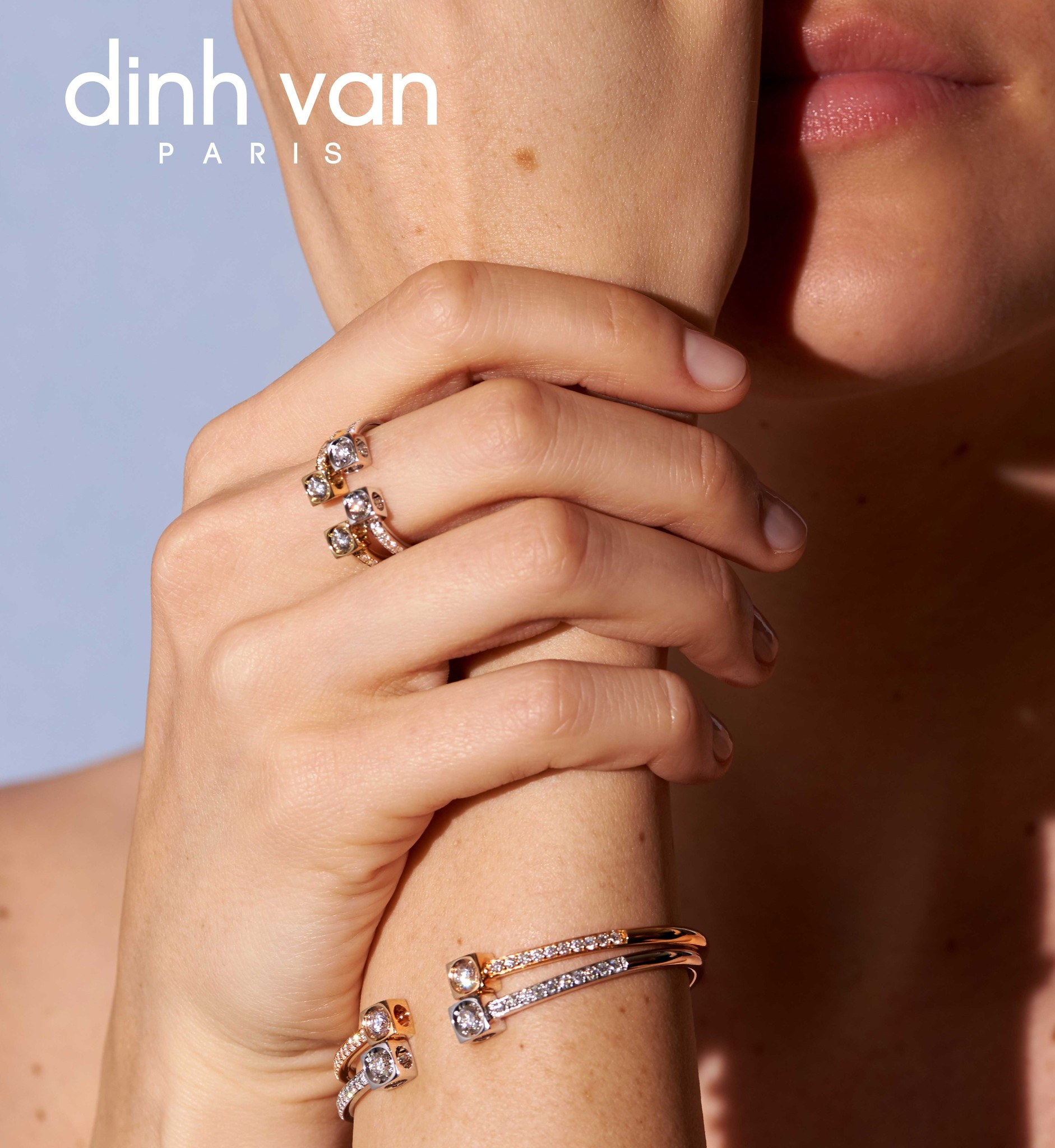 dinh van vanaf 1 september ook te koop in ons juweliershuis in Eindhoven!