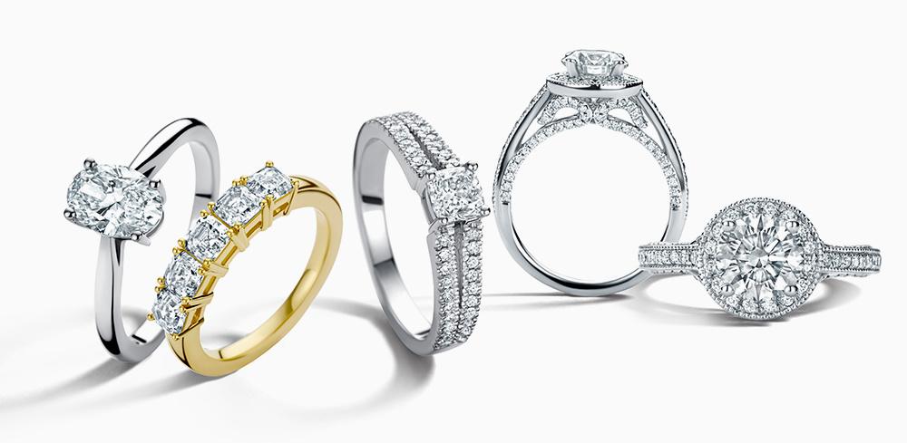De fonkelnieuwe Royal Asscher Cushion Cut en Royal Asscher Oval Cut! Prachtige diamanten!