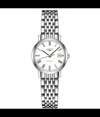 Longines Horloge Elegant Collection 25mm L4.309.4.11.6