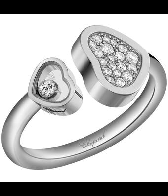 Chopard Ring Happy Diamonds Happy Hearts 829482-1912