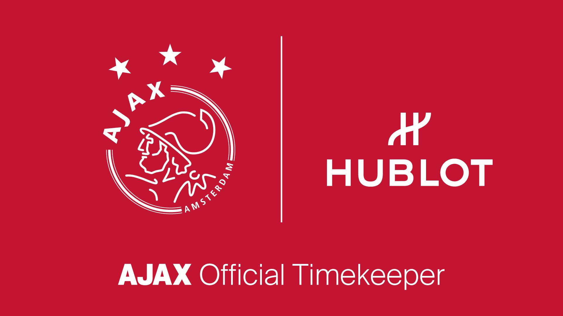 Ajax Hublot Official Timekeeper