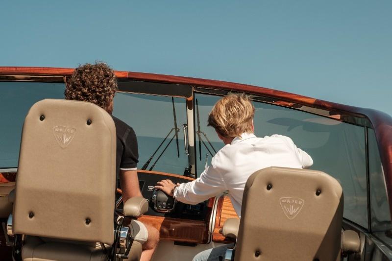Schaap en Citroen organiseert bijzonder evenement met Wajer Yachts en IWC