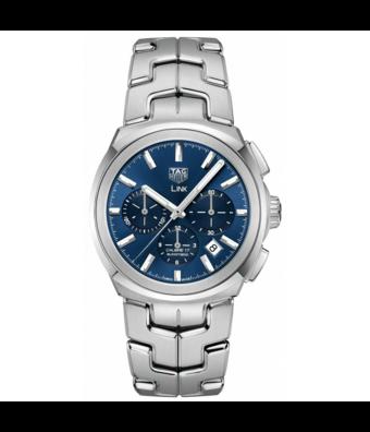 TAG Heuer Horloge Link 41mm CBC2112.BA0603