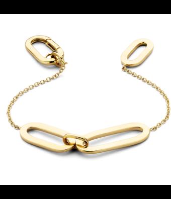 Schaap en Citroen Schakel armband Essentials ovaal open diverse schakels