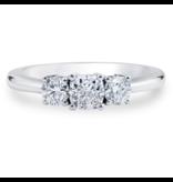 Royal Asscher Ring Contemporary
