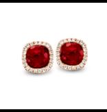 Tirisi Jewelry Fantasie Oorknoppen Milano Sweeties TE9226RUP