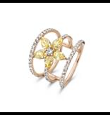 Schaap en Citroen Pave Ring Diamonds 276-13228