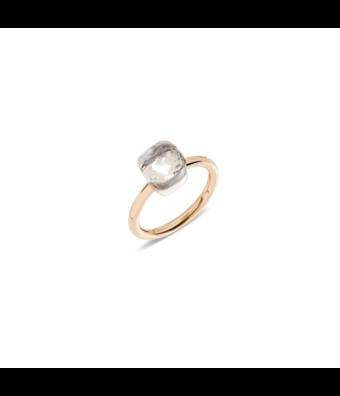 Pomellato Ring Nudo Petit PAB4030 O6000 000TB