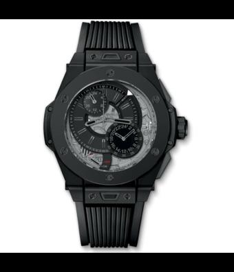 Hublot Horloge Big Bang Unico 45mm Alarm Repeater All Black Chronograph 403.CI.0140.RX