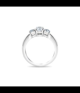 Royal Asscher Ring Eulalia