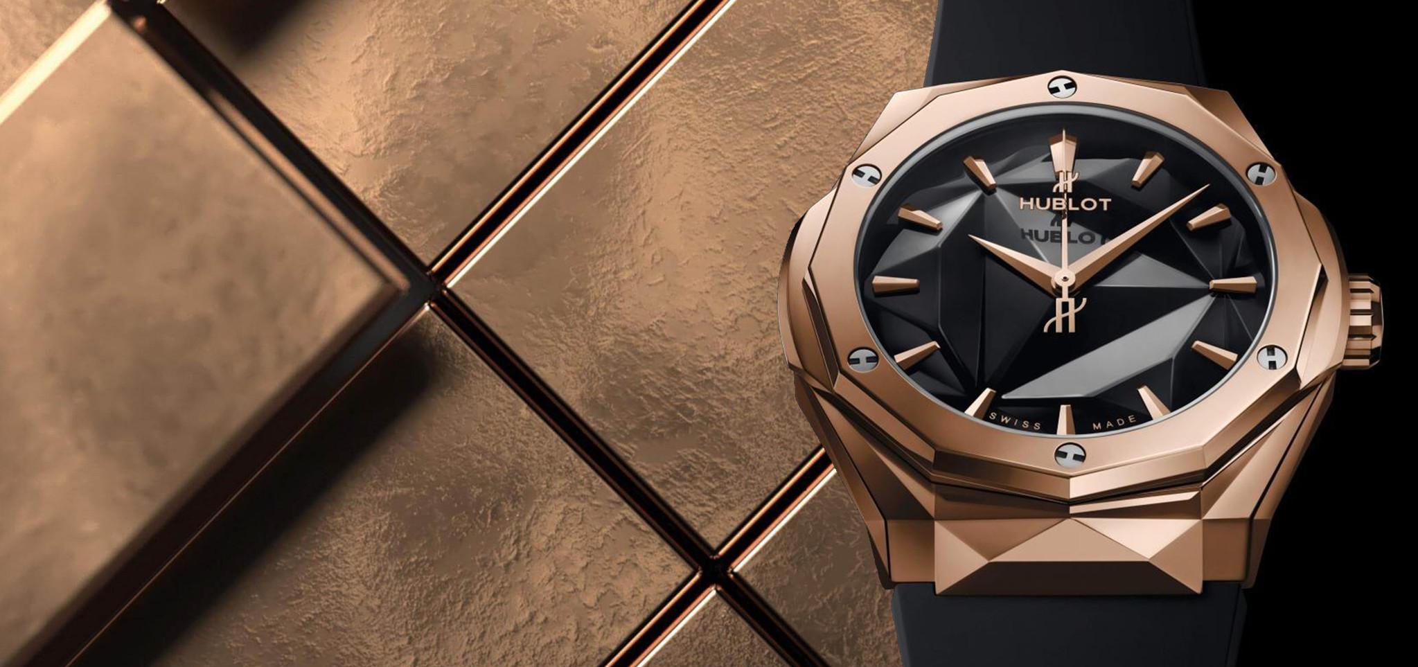 5 Gouden horloges voor jou geselecteerd