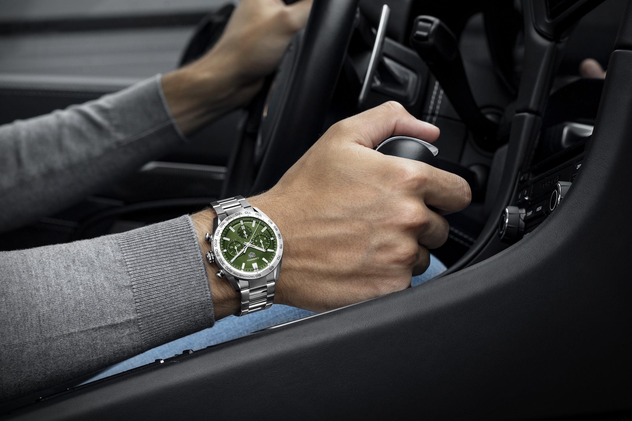 Ontdek de TAG Heuer Carrera Chronograph! Welke kleur is jouw favoriet?