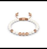 Shamballa Fantasie armband Braided Bracelet 6mm