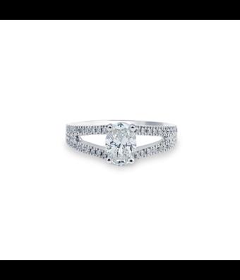 Royal Asscher Ring Mariana
