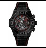 Hublot Horloge Big Bang Unico 45mm World Poker Tour All Black Chronograph 411.CX.1113.LR.WPT17