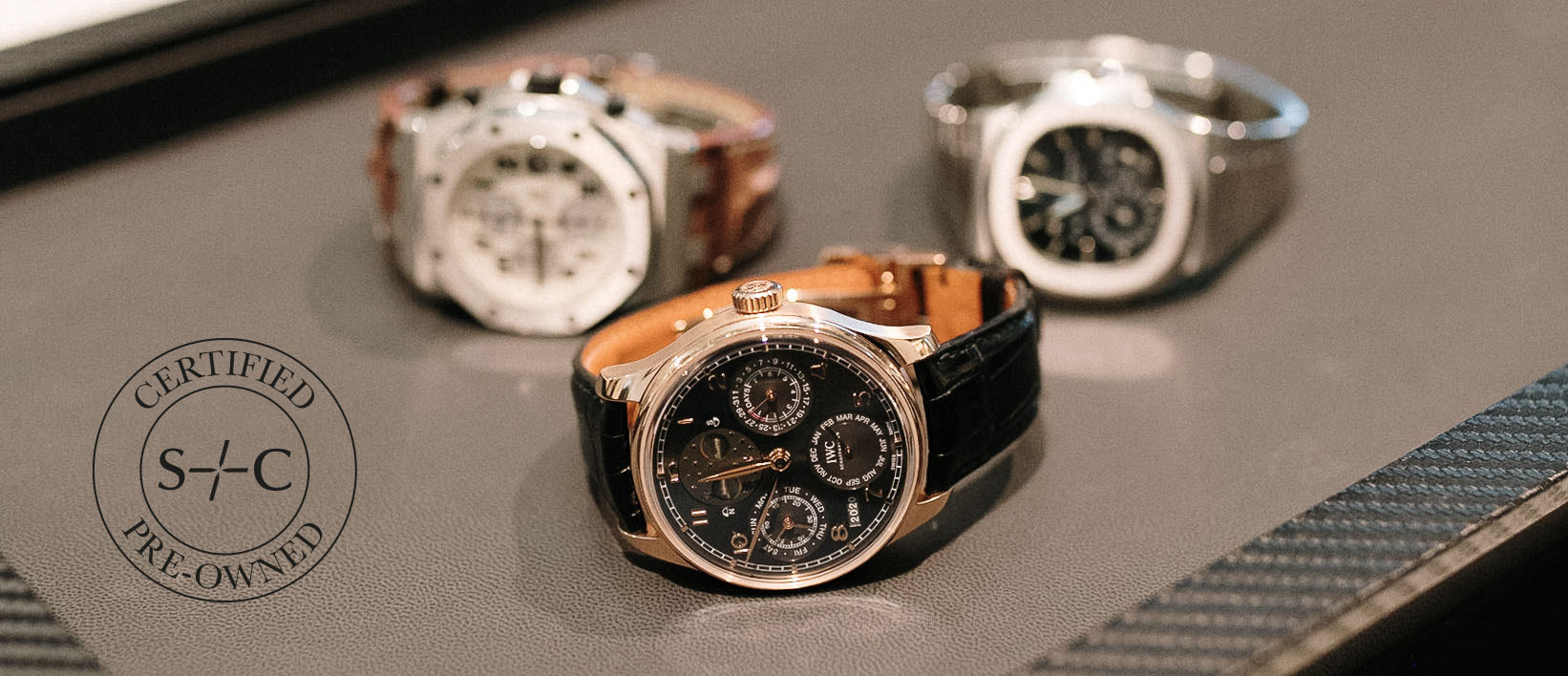 Koop nu een pre-owned horloge voor de kerst!