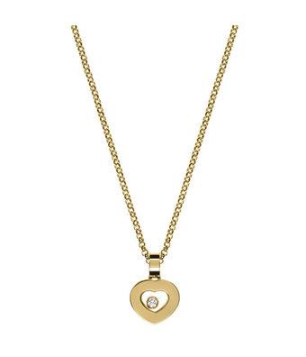 Chopard Collier Happy Diamonds Happy Bride hart 792897-0001