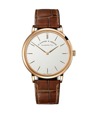 A. Lange & Söhne Horloge Saxonia 40mm Thin 211.032