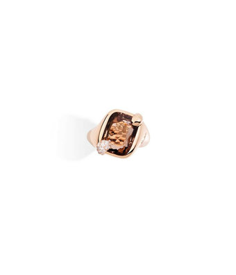 Pomellato Ring Ritratto A.B708PB7/QF