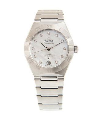 Omega Horloge Constellation 29mm Manhattan Ladies 131.10.29.20.55.001