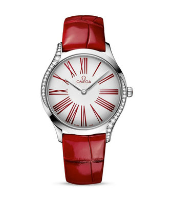 Omega Horloge De Ville 36mm Tresor 428.18.36.60.04.002