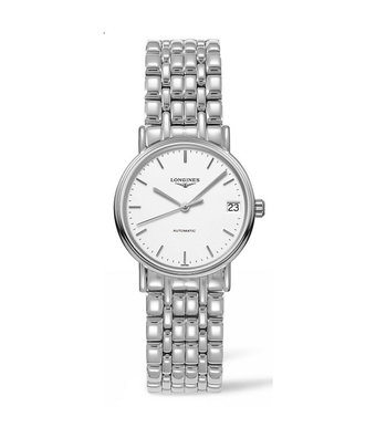 Longines Horloge Les Grandes Classiques 30mm Présence L4.322.4.12.6