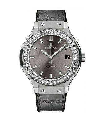 Hublot Horloge Classic Fusion 38mm Titanium 565.NX.7071.LR.1204