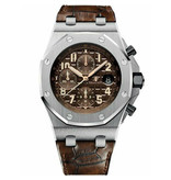 Audemars Piguet Horloge Royal Oak 42mm Offshore Chronograph 26470ST.OO.A820CR.01