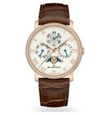 Blancpain Horloge Villeret 40mm Quantieme Perpetual 6656-3642-55B
