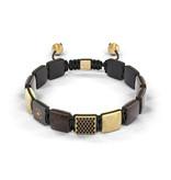 Shamballa Fantasie armband Lock Bracelet 10mm
