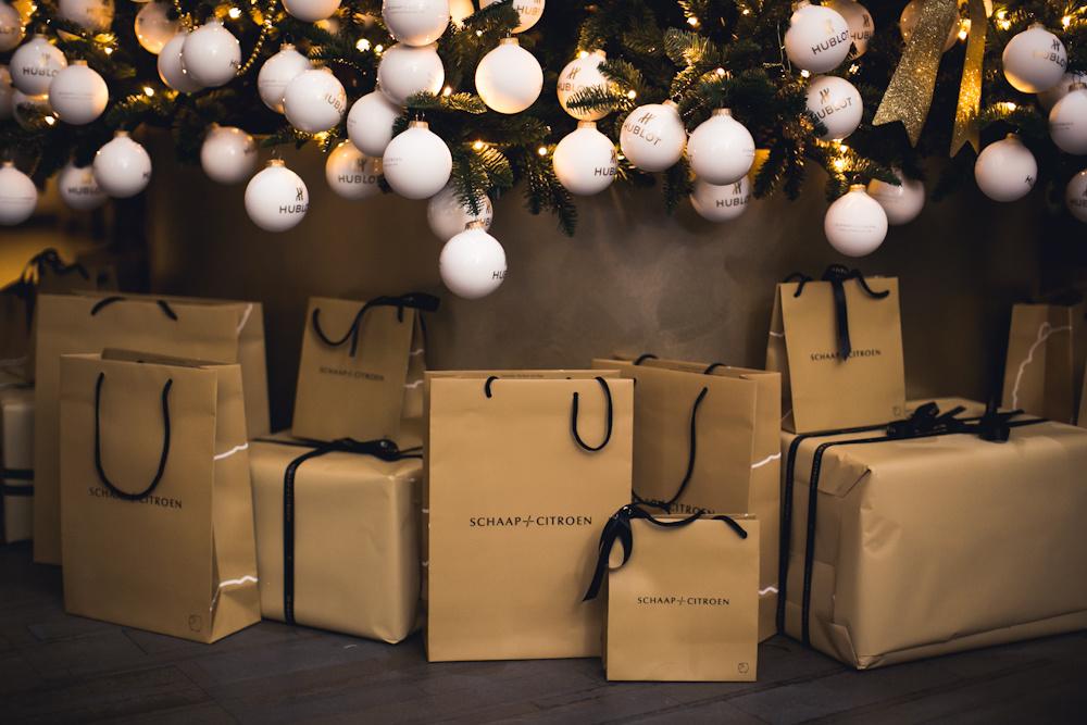 Extravagante kerstcadeaus voor u geselecteerd