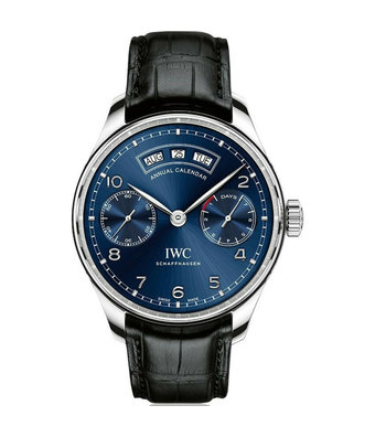 IWC Horloge Portugieser 44mm Annual Calendar IW503502