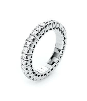 Schaap en Citroen Flexibele ring Diamonds