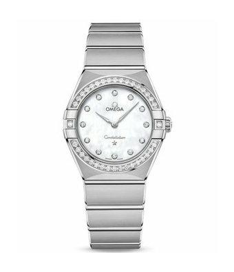 Omega Horloge Constellation 28mm Manhattan Ladies 131.15.28.60.55.001