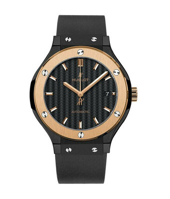 Hublot Horloge Classic Fusion 38mm Ceramic King Gold 565.CO.1781.RX